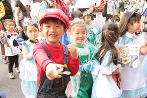 川崎ハロウィンキッズパレード