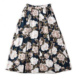 地味スゴ衣装スカート