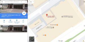 福岡R&Bホテル地図
