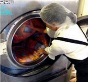しももとクリーニングの洗濯機
