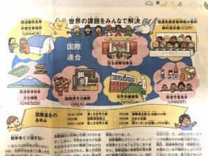 朝日小学生新聞の解説