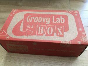グルービーラボの外箱